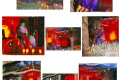Saint Germain Concert Aura Collage