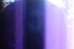 Purple robe of light
